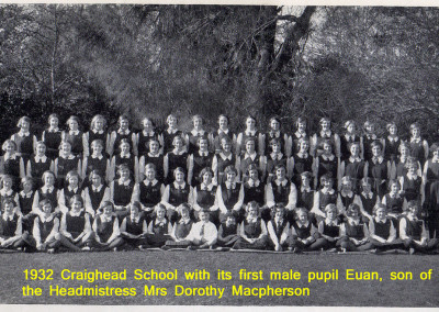 1932 full school + Euan