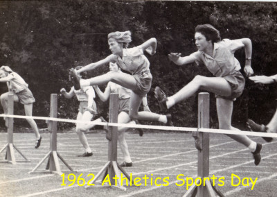 1962 athletics race
