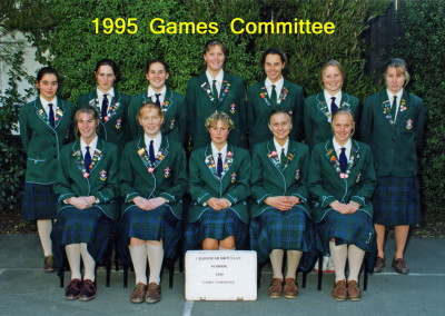 1995 Games Committee