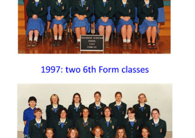 1997 6th form classes