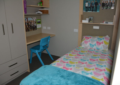 Bedroom Area in Senior Boarding Wing