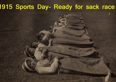 1915 sports Day