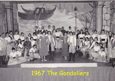 1967 The Gondoliers